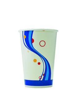 TP ALFRESCO PAPER COLD - MILK SHAKE CUP 16OZ - 1000