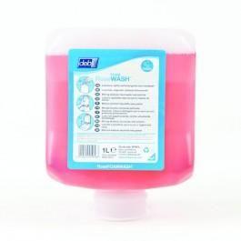 DEB ROSE FOAM WASH - 1L  - PODS X 6 - CTN