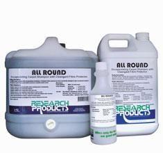 "Research ""ALL ROUND"" Encapsulating Carpet Shampoo - 15LTR"