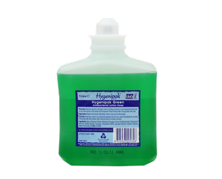DEB HYGENIPAK GREEN LOTION SOAP - 1L POD