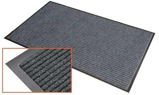 RIB MAT 90 X 150 - PEPPER -EACH