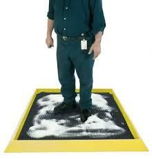 BOOT DIP MAT - 98 CM X 81 CM  X 47MM - EACH