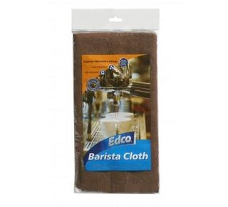 EDCO BARISTA MICROFIBRE CLOTH - BROWN ( 58006 ) - EACH