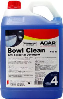 AGAR BOWL CLEAN WASHROOM CLEANER - 5L