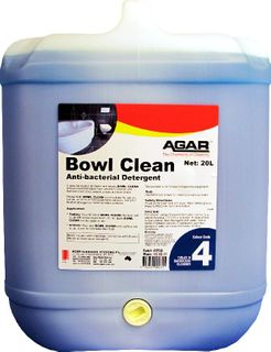 AGAR BOWL CLEAN WASHROOM CLEANER - 20L
