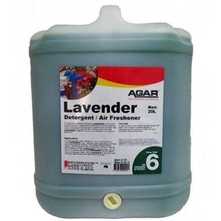 AGAR LAVENDER DEODORISER / DETERGENT - 20L