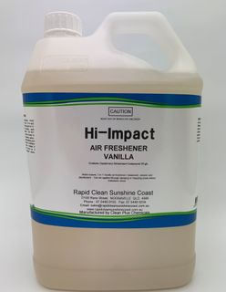 HI - IMPACT Vanilla Air Freshener - 5L