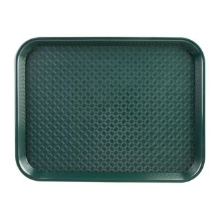 FOODSERVICE TRAY POLYPROP - GREEN - 350X450MM - P511 - EACH