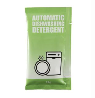 AUTOMATIC DISHWASHING POWDER SACHET 12GRM ( AA GREEN SACHET ) - 300 - CTN