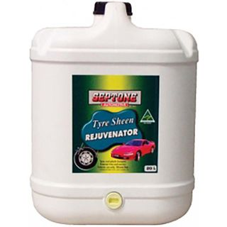Septone Tyre Sheen - Rejuvenator -20L