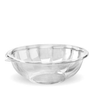 BIOPAK 24oz Salad COLD Bowl - clear - 50 - ( CF-SB-24 ) - SLV