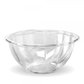 BIOPAK 32oz Salad COLD Bowl - clear - 50 - ( CF-SB-32 ) - SLV