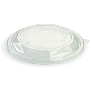 BIOPAK 24 & 32oz Salad COLD Bowl LID - clear - 50 - SLV ( CF-SBL-24/32 )