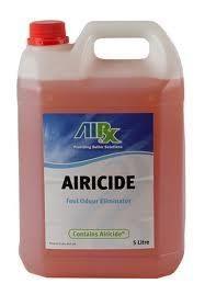 AIRX AIRICIDE 5LTR, Odour Counteractant