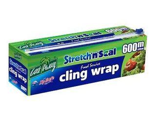 CASTAWAY Cling Wrap 600m x 45cm - 1 - ROLL