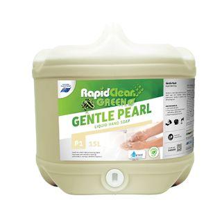 Rapid Clean GENTLE PEARL Liquid Hand Soap - 15L (Recognised Environmental)