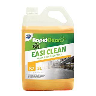 "Rapid Clean "" EASI CLEAN ""  Heavy Duty Degreaser - 5L"