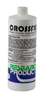 "Research "" CROSSFIRE "" Cleaner / Degreaser / Stripper - 1L"