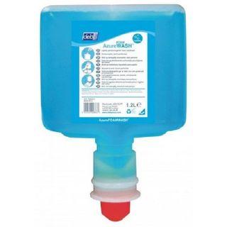 DEB AZURE TOUCH FREE FOAM WASH 1.2L X 3 -CTN