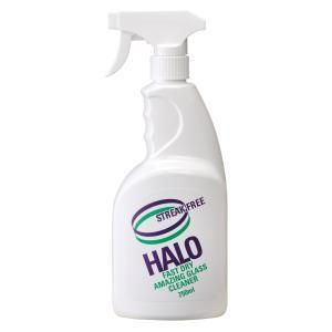 Research HALO FAST DRY Glass & Shiny Surface Cleaner -750ML- 6 - CTN