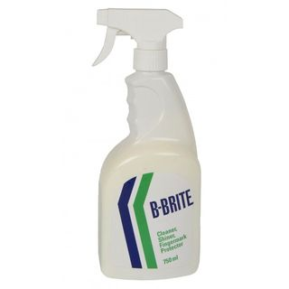 "Research "" B BRITE ""  All Surface Cleaner and Shiner - 750ml X 12 -CTN"