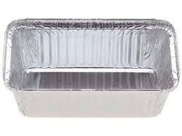 CAPRI FC 446 (184 X 106 X 57 MM ) SINGLE LARGE FOIL CONTAINER 500-DO NOT RE-ORDER-