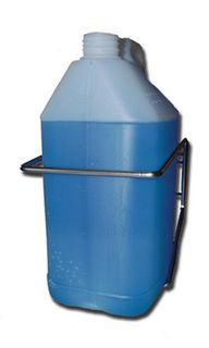 STAINLESS STEEL 316 WIRE RACK HOLDS 1 X 5L BOTTLE