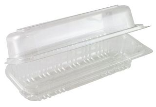 ENVIRO CHOICE CLEAR PLASTIC LONG ROLL PACK - 250 - CTN