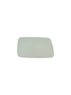3L RECTANGULAR NATURAL OBLONG LID - 240-CTN