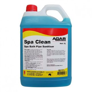 AGAR SPA CLEAN - CLEANER & SANITISER - 5L