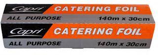 CAPRI CATERING FOIL - ALL PURPOSE - 30CM X 150M - 6 - CTN