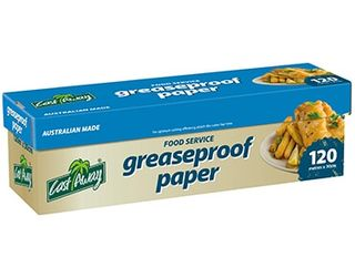 CASTAWAY GREASE PROOF PAPER ROLL 30CM X 120M - 4