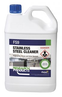 Research STAINLESS STEEL CLEANER  Food Grade - 5L