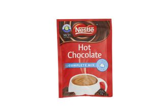NESTLE HOT CHOCOLATE 25g SATCHETS -100 - CTN