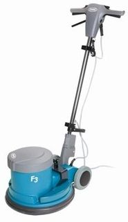 TENNANT F3 FLOOR SCRUBBING MACHINE 430MM DIA ( 165 RPM)