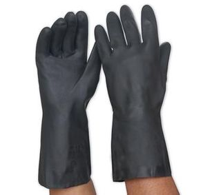 PRO CHOICE NEOPRENE BLACK GLOVE 33CM SIZE 9-9.5 - EXTRA LARGE - EACH