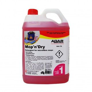 AGAR MOP N DRY - FLOOR CLEANER 5L