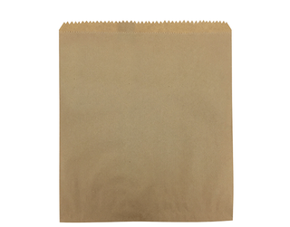4F BROWN BAG 265 X 240 MM - 500 - PKT