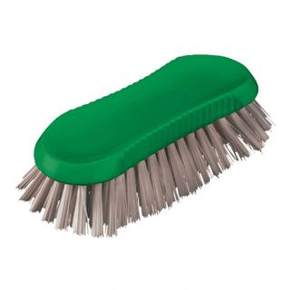 OATES GREEN DAISY DAIRY SCRUB BRUSH - (B-10704-G / 164777) - EACH