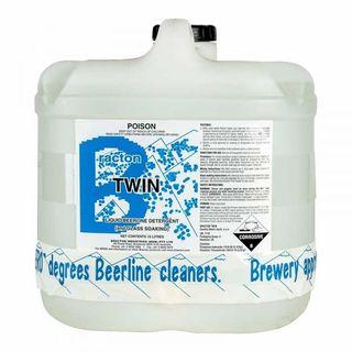 BRACTON TWIN DETERGENT ONE PART BEER LINE CLEANER -15L