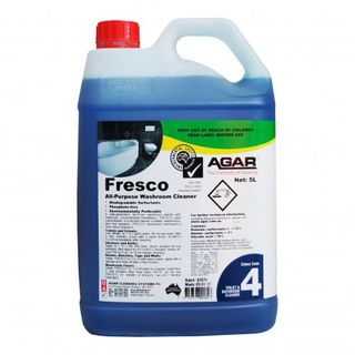 AGAR FRESCO ALL PURPOSE WASHROOM CLEANER ( GECA CERITIFIED ) - 5L