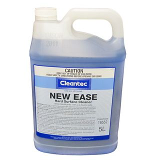 """Cleantec """" NEW EASE """"  5LTR, Hard Surface Cleaner - 5L"""