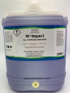 HI - IMPACT All Purpose Cleaner Sanitiser - 20L
