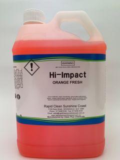 HI - IMPACT - Orange Fresh -  Spray & Wipe CP - 5L
