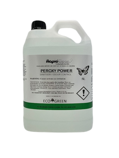 PEROXY POWER MULTIPURPOSE CLEANER & SANITISER MOULD REMOVER - 5L
