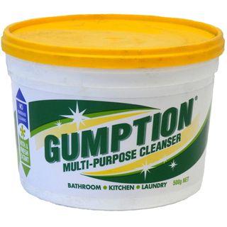 GUMPTION Multi Purpose Cleanser - 500gm TUB - EACH