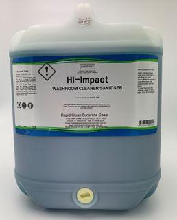 HI - IMPACT Washroom Cleaner & Sanitiser - 20L