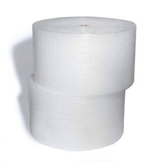 P10 Bubble Wrap SPLIT 900 / 600mm x 100m ROLLS - BAG OF 2 ROLLS