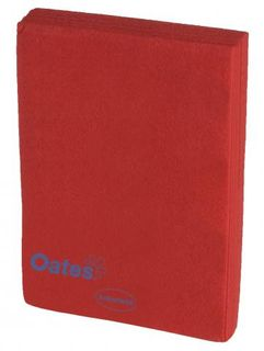 OATES INDUSTRIAL SUPER WIPES -RED - 20 X 38CM X 40CM - 5 -CTN