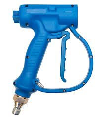"SEKO LW SPRAY GUN - BLUE - 12 BAR 50 DEGREES C 1/2"" F ( LB11PISTOPLAV1 ) - EACH"